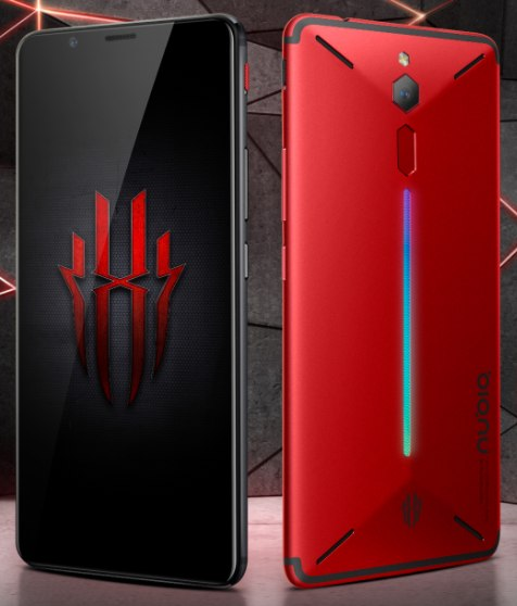 ZTE Nubia Red Magic Dual SIM TD-LTE 64GB