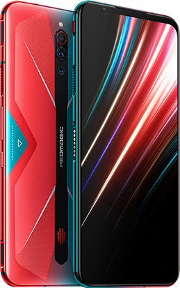ZTE Nubia Red Magic 5G Premium Edition Dual SIM TD-LTE CN 256GB NX659J  (ZTE Super Device)
