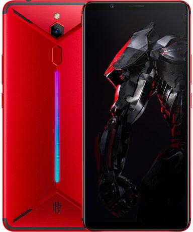 ZTE Nubia Red Magic Mars Global Dual SIM TD-LTE 256GB NX619J