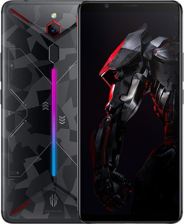 ZTE Nubia Red Magic Mars Global Dual SIM TD-LTE 128GB NX619J